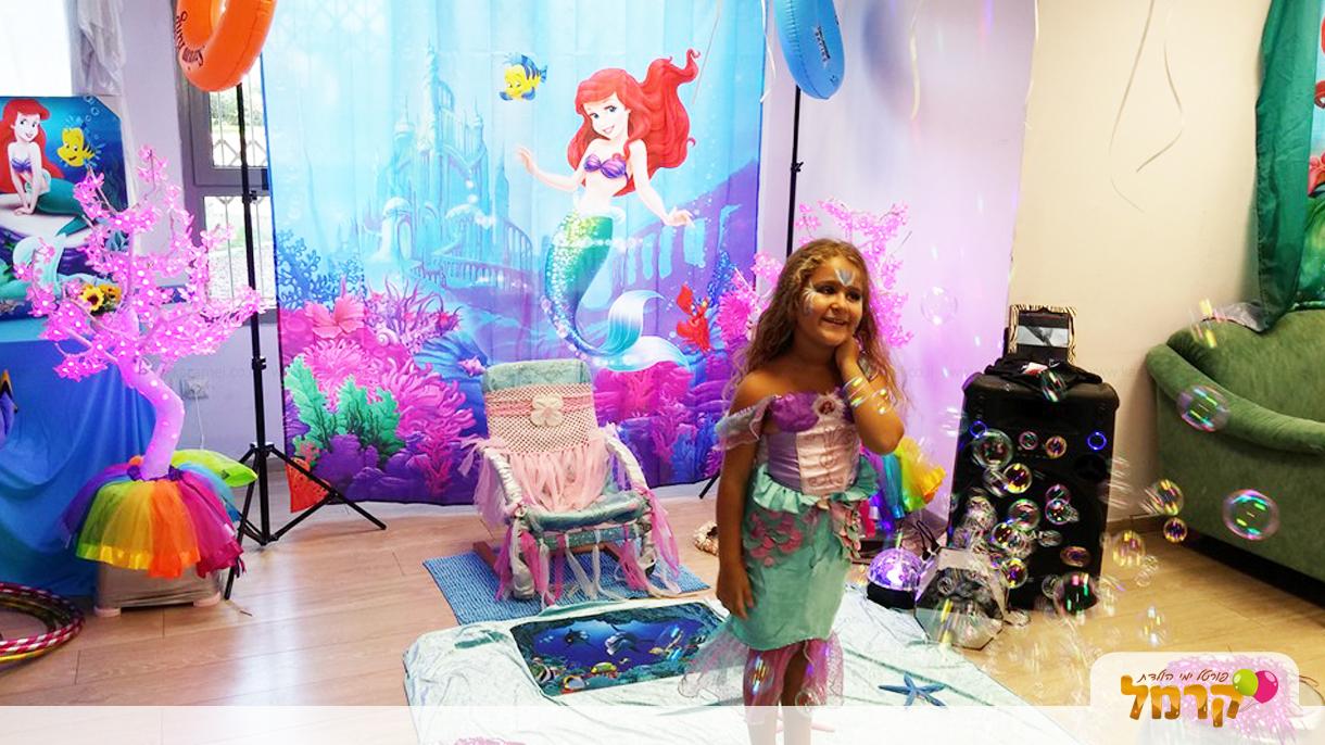 קנדיל'ה נסיכת בת הים הקטנה - 073-7578668